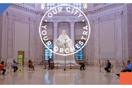 Our City, Your Orchestra: Franklin Institute