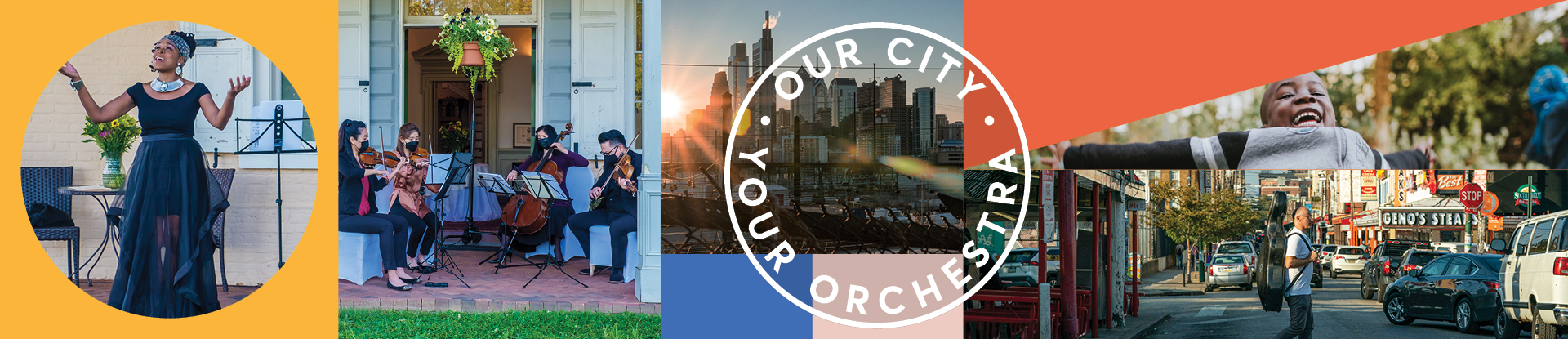 Our City Your Orchestra